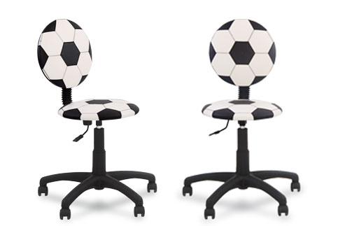 Кресло Мяч (Футбол1, PL 540, б/подл, ролик ст.)